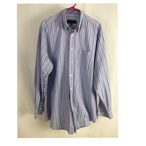 Michelsons of London Button Down Dress Shirt